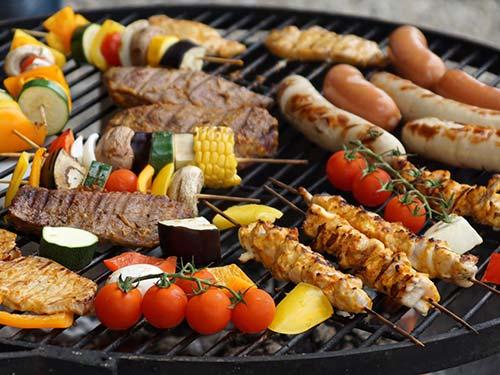 Fresh Food Chef | Menu | Barbecue Night